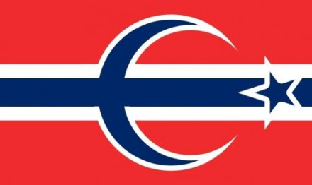 norsk-flagg-islam