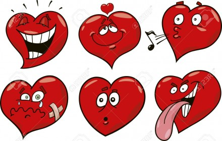 8990893-funny-hearts-collection-Stock-Vector-heart-broken