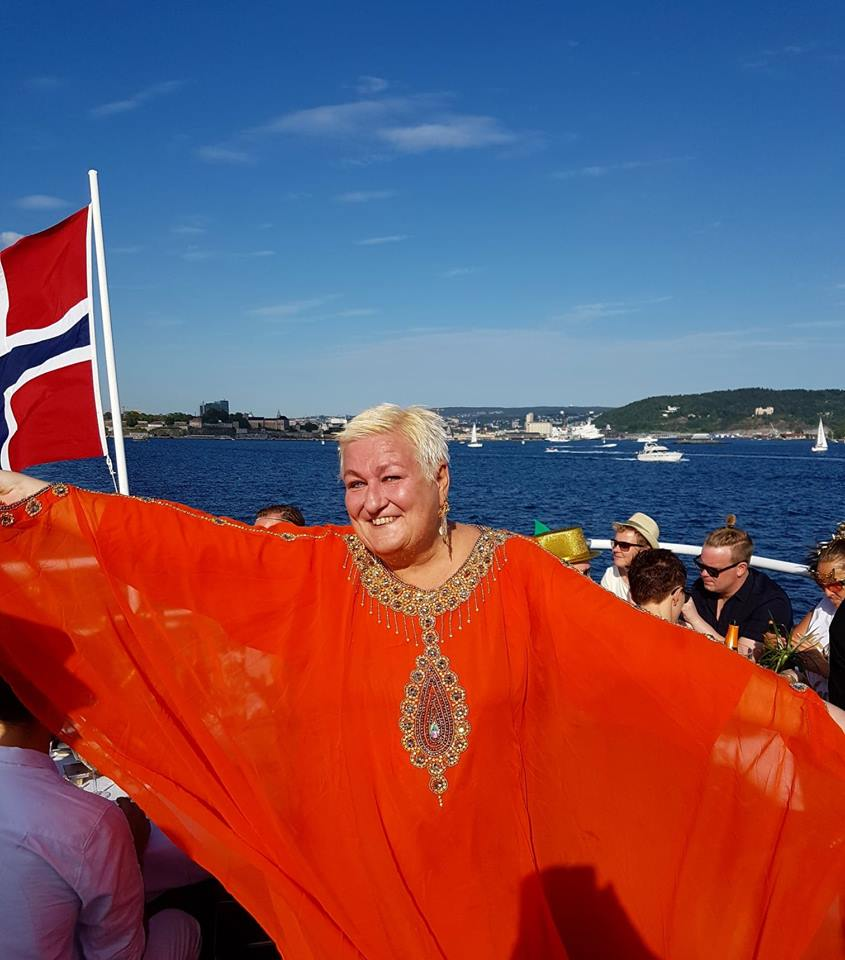 Veskepenger Lene Wikander