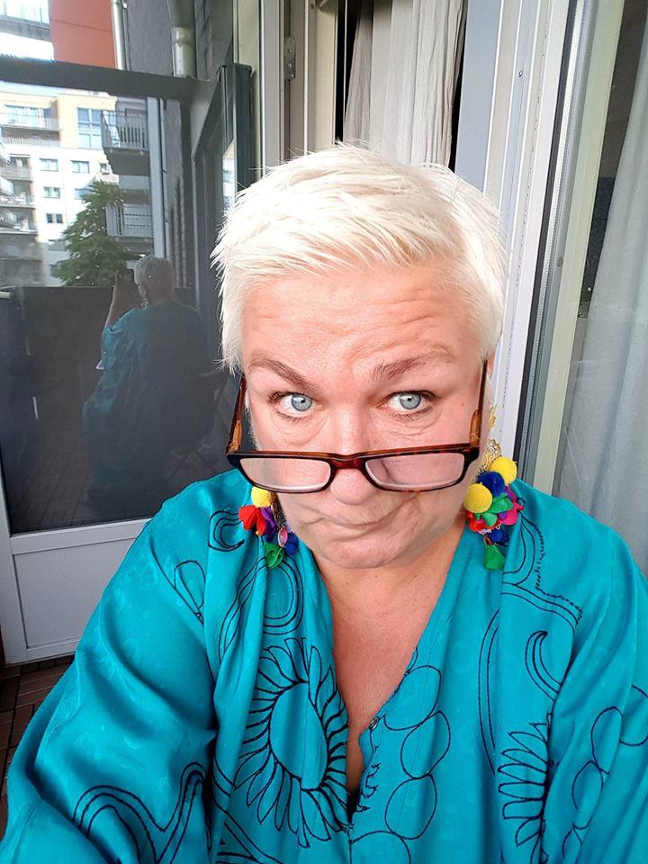 bf9c5fda Overgangsalderen er blitt fashion!   Lene Wikander